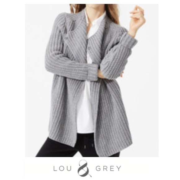 Lou & Grey Sweaters - Lou & Grey Button Up Cardigan